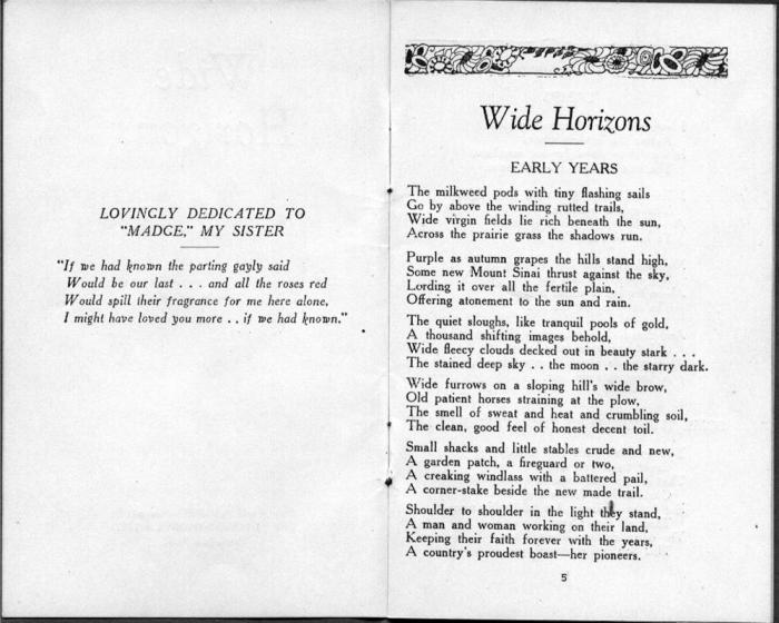 Edna Wide Horizons 4-5-75